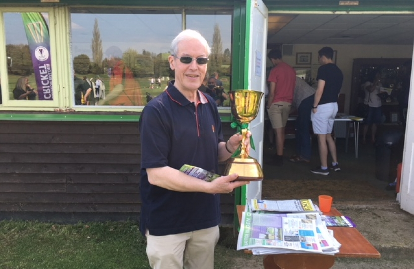 Essex CC trophy