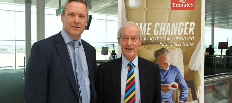 Lord Haselhurst & Ken O'Toole